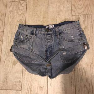 Make Offer One Teaspoon Shorts 27